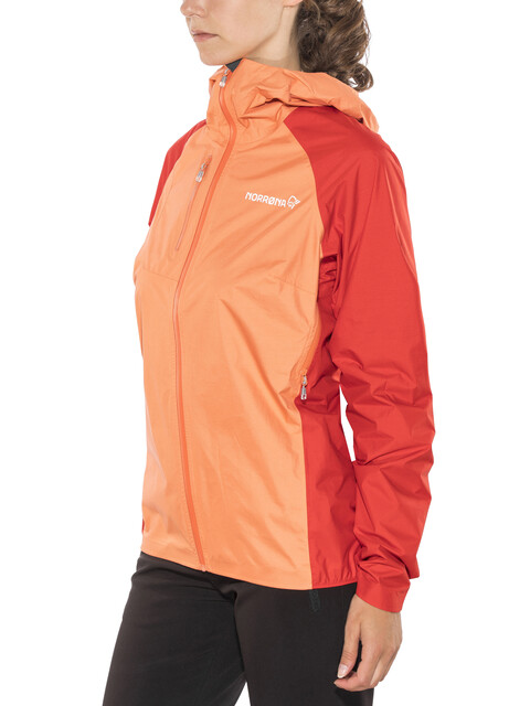 Norrøna Bitihorn Dri1 Jacket Women Tasty Red